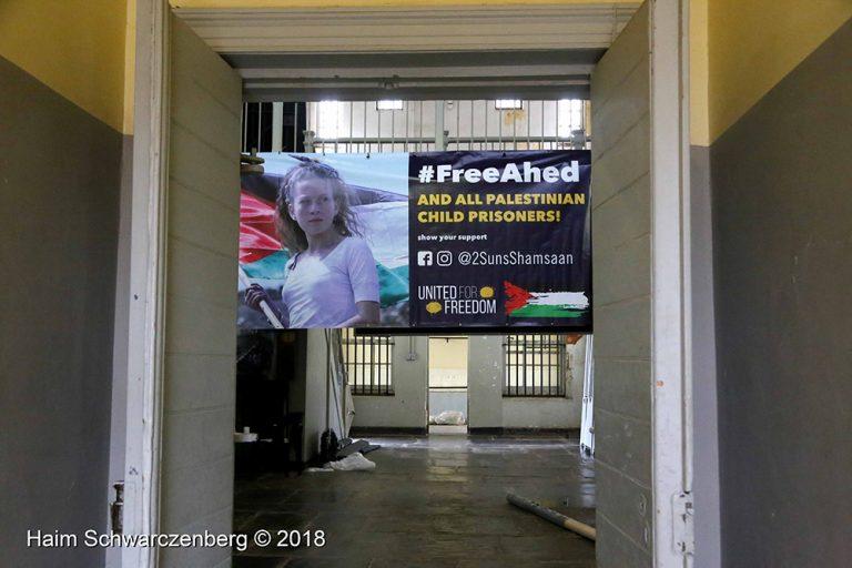 Photo Exhibition: Child prisoners of Nabi Saleh, Johannesburg, South Africa | IMG_9649
