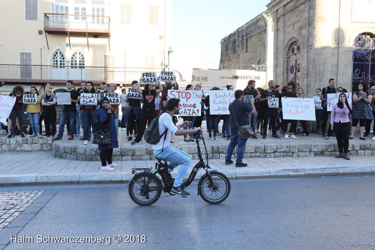 Jaffa in Solidarity with Gaza | FW7A2239