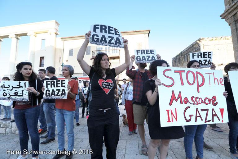 Jaffa in Solidarity with Gaza | FW7A2247