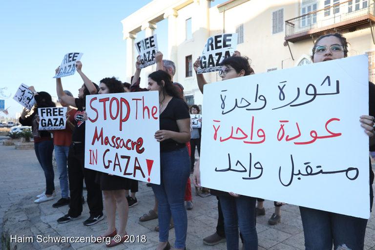 Jaffa in Solidarity with Gaza | FW7A2261