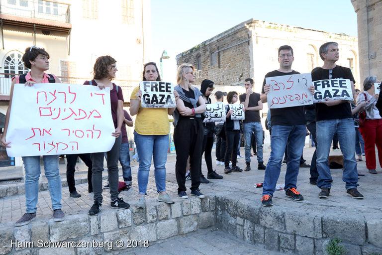 Jaffa in Solidarity with Gaza | FW7A2267