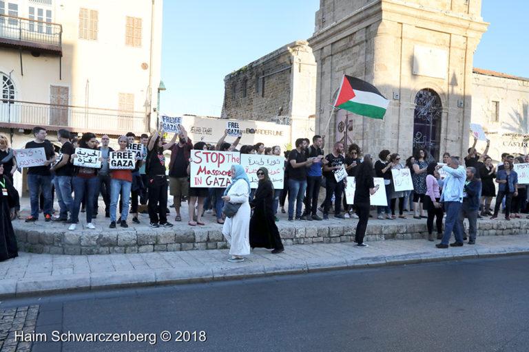 Jaffa in Solidarity with Gaza | FW7A2284