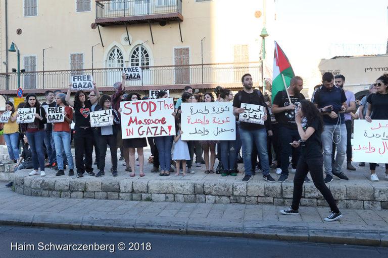 Jaffa in Solidarity with Gaza | FW7A2336