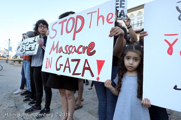 Jaffa in Solidarity with Gaza | FW7A2346