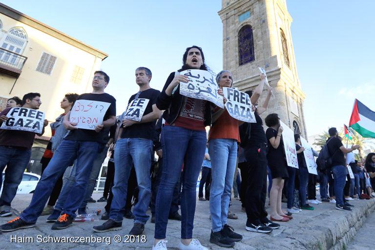 Jaffa in Solidarity with Gaza | FW7A2355