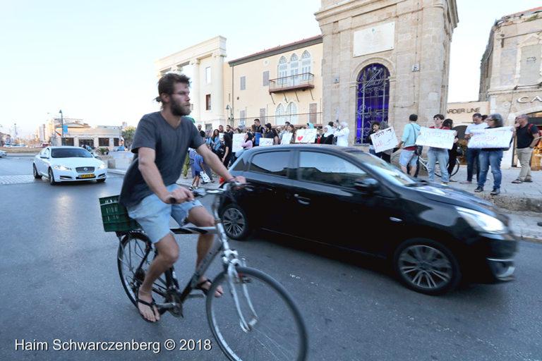 Jaffa in Solidarity with Gaza | FW7A2407