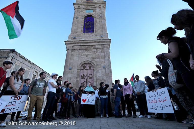 Jaffa in Solidarity with Gaza | FW7A2415