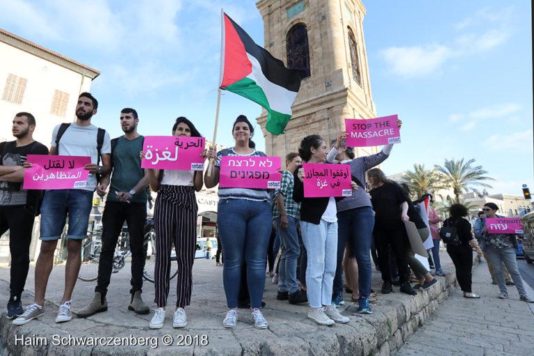 Jaffa in Solidarity with Gaza | FW7A2982