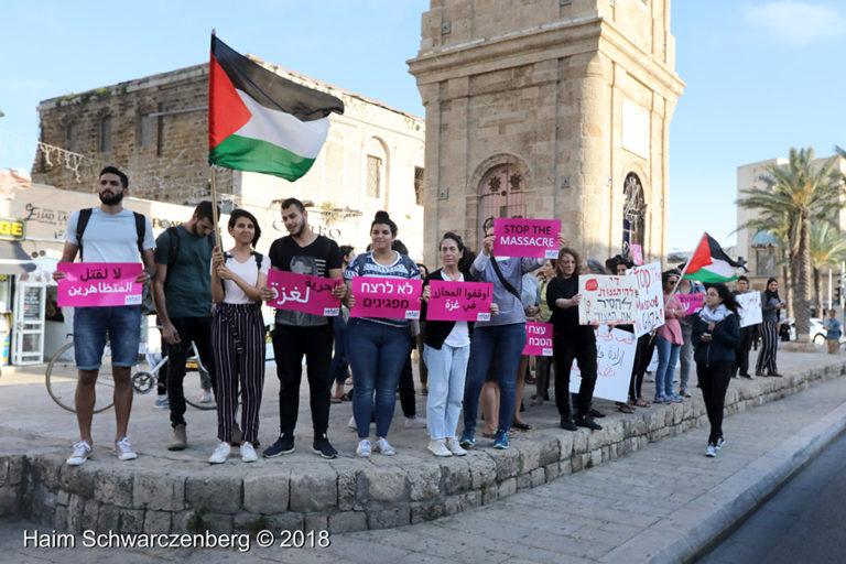 Jaffa in Solidarity with Gaza | FW7A3027