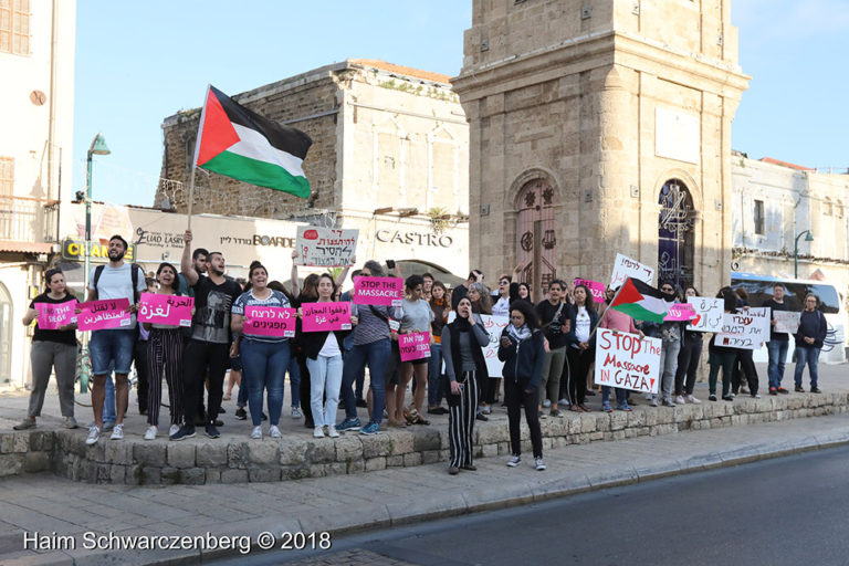 Jaffa in Solidarity with Gaza | FW7A3036