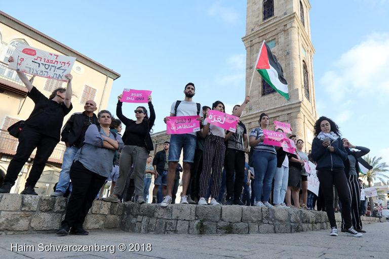 Jaffa in Solidarity with Gaza | FW7A3111