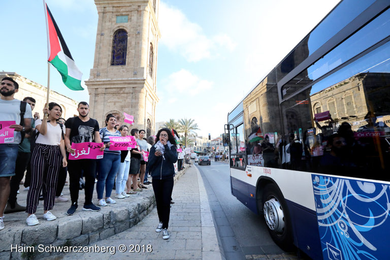 Jaffa in Solidarity with Gaza | FW7A3119