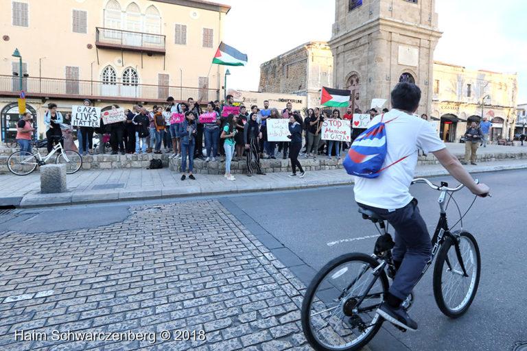 Jaffa in Solidarity with Gaza | FW7A3265