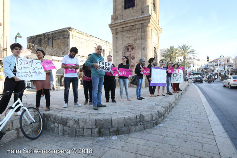 Jaffa in Solidarity with Gaza | FW7A3364